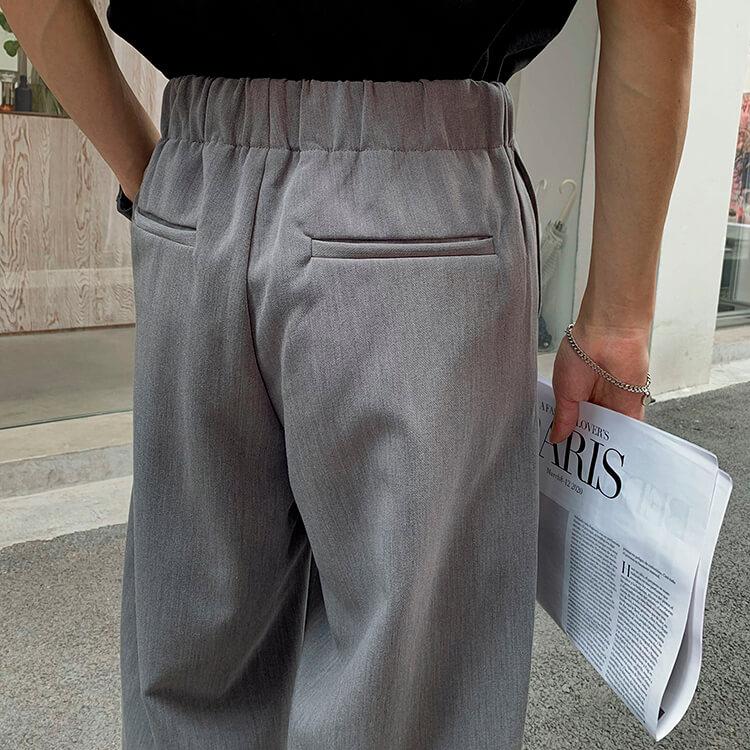 Брюки Attitude Studio Side Slit Designer Pants (5)