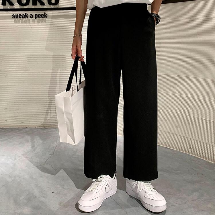 Брюки Attitude Studio Side Slit Designer Pants (6)