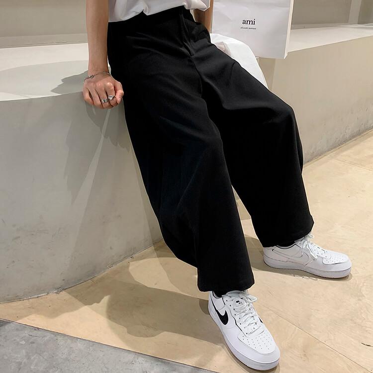 Брюки Attitude Studio Side Slit Designer Pants (9)