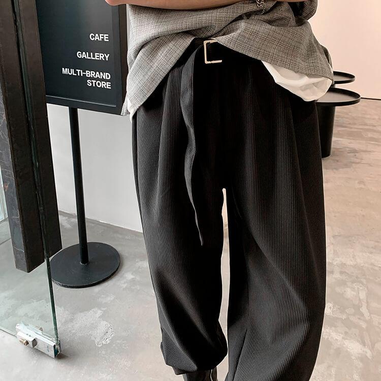 Брюки Attitude Studio Vertical Polyester Pants (13)