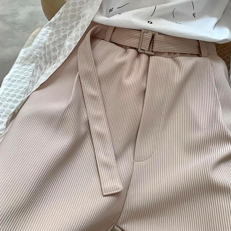 Брюки Attitude Studio Vertical Polyester Pants (4)
