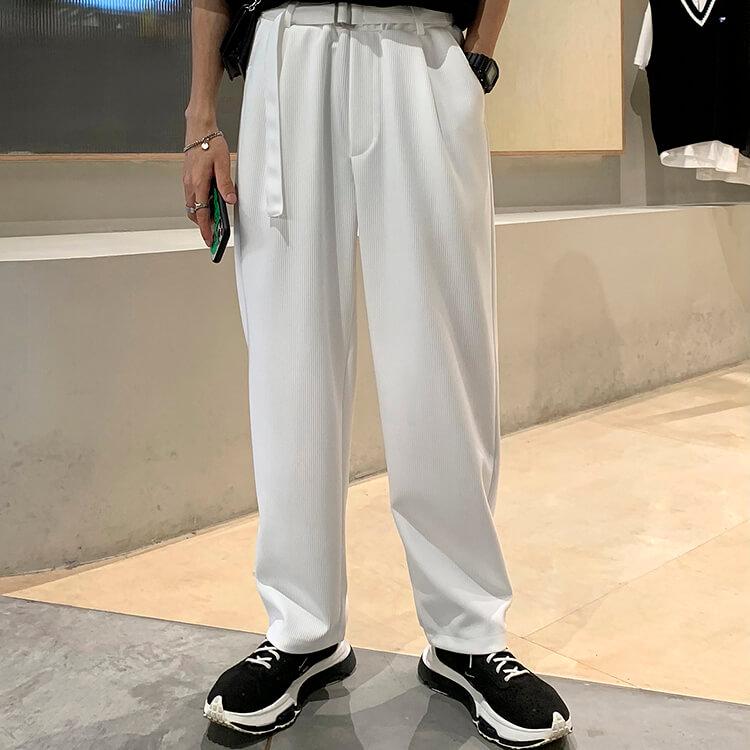 Брюки Attitude Studio Vertical Polyester Pants (6)