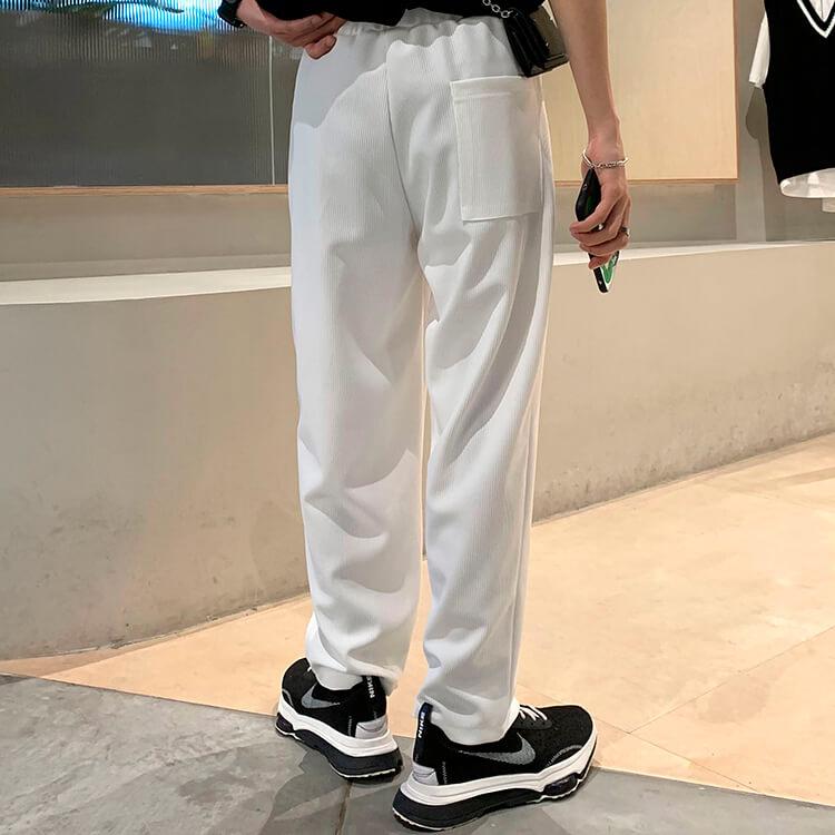 Брюки Attitude Studio Vertical Polyester Pants (7)