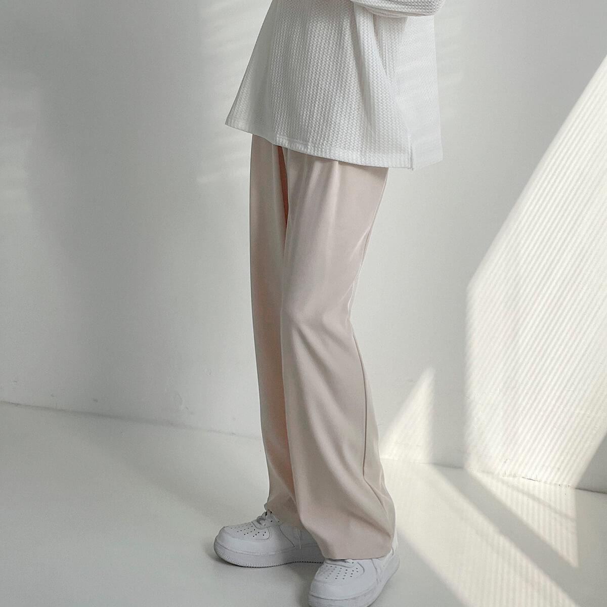 Брюки DAZO Studio Wide Leg Draped Casual Pants (10)