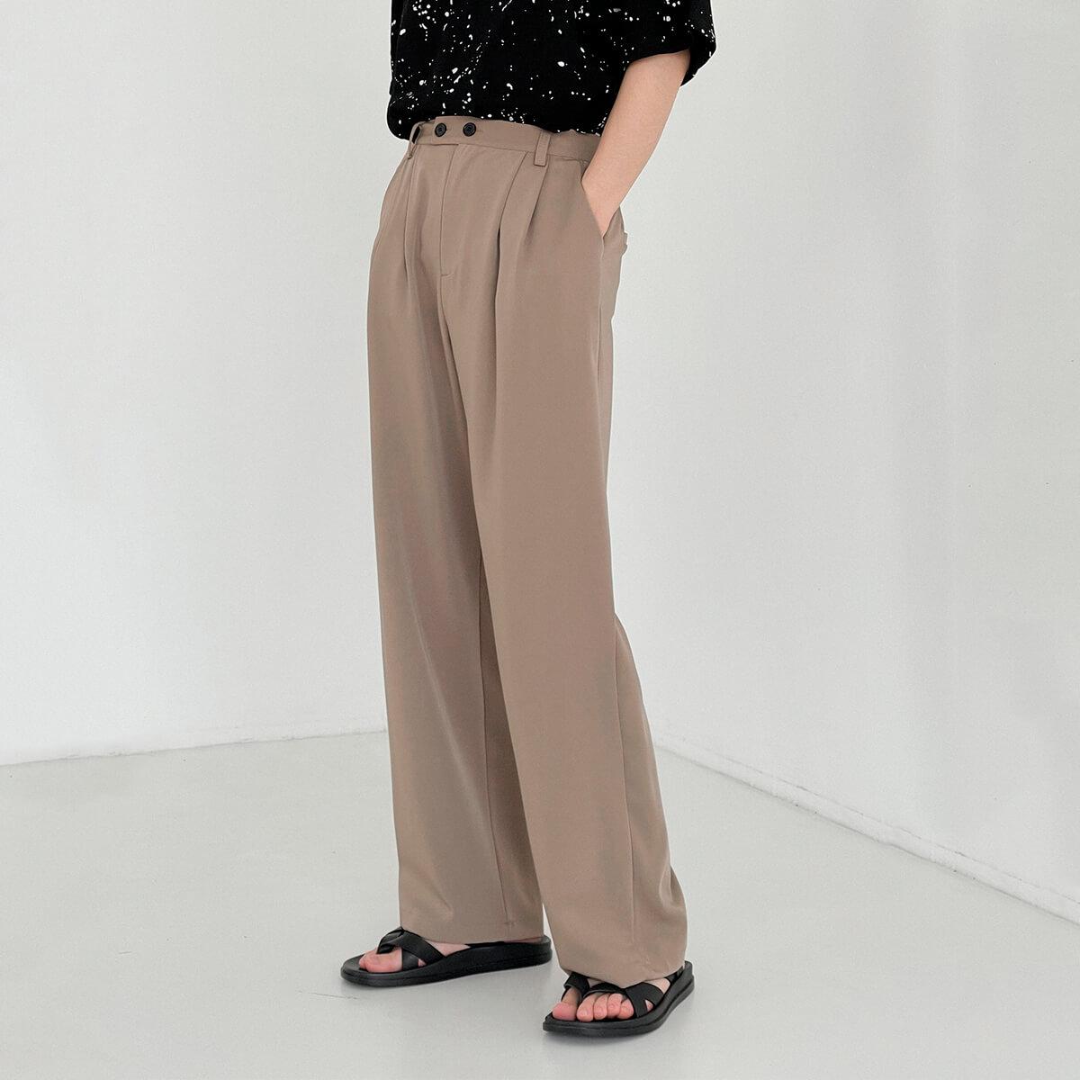 Брюки DAZO Studio Wide Leg Draped Casual Pants (13)