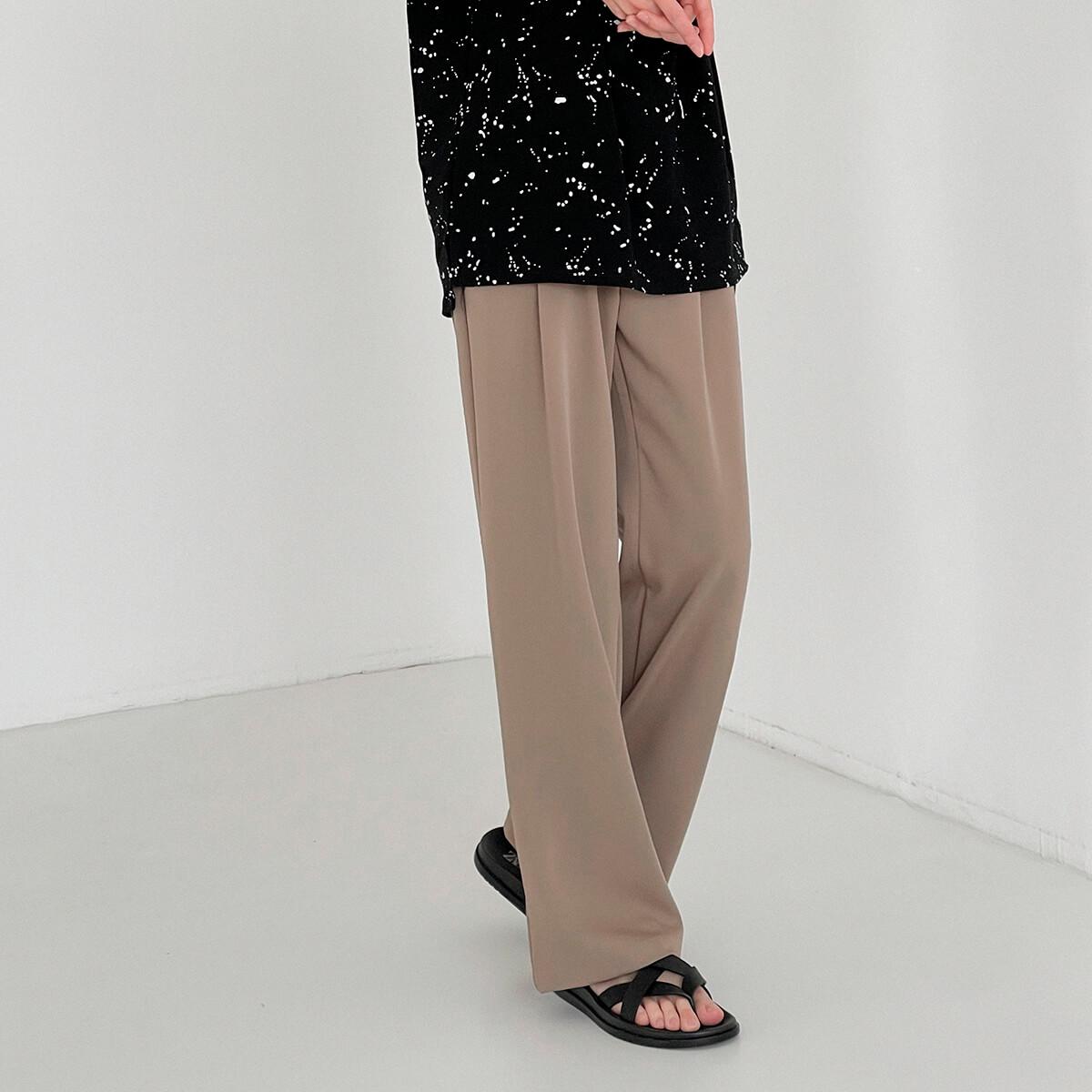 Брюки DAZO Studio Wide Leg Draped Casual Pants (15)
