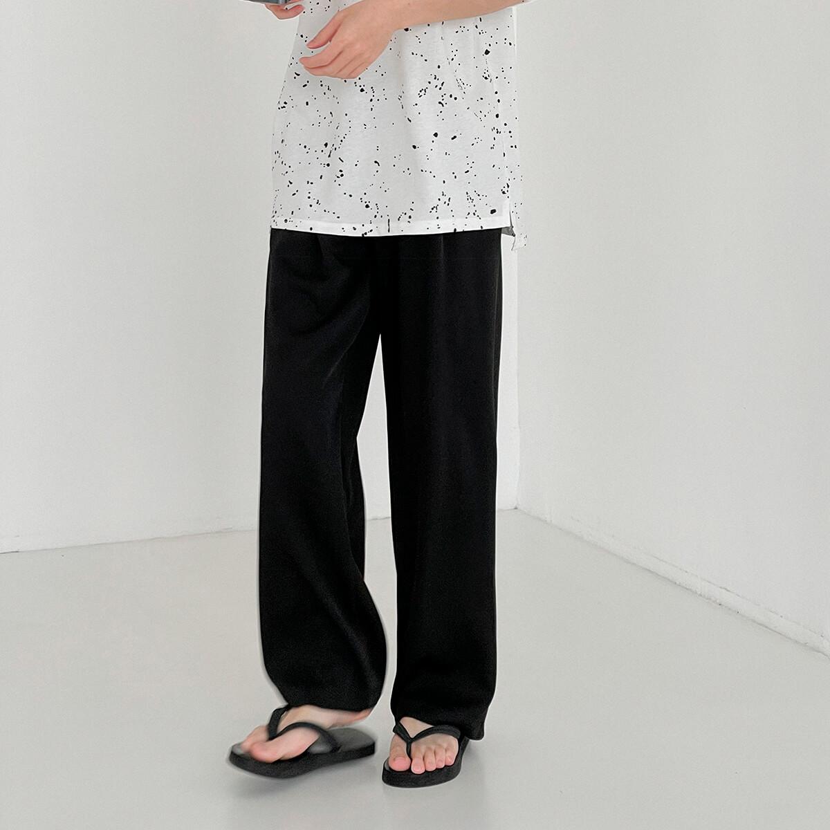 Брюки DAZO Studio Wide Leg Draped Casual Pants (4)