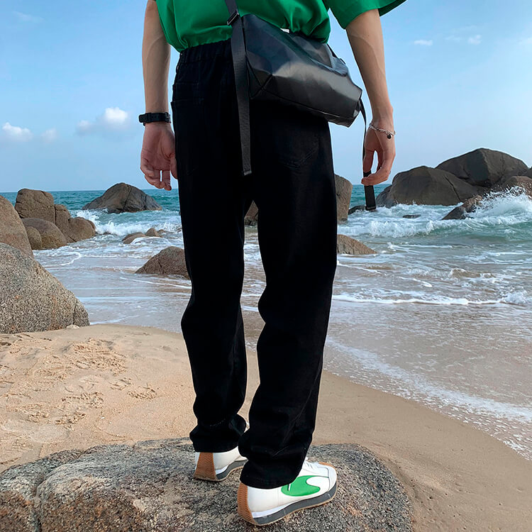 Джинсы Attitude Studio Basic Slim Denim Jeans (13)
