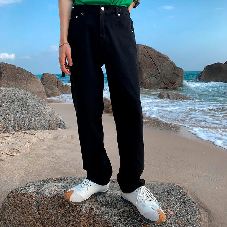 Джинсы Attitude Studio Basic Slim Denim Jeans (14)