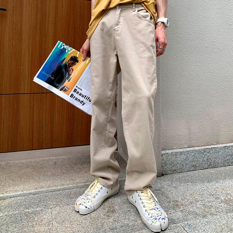 Джинсы Attitude Studio Basic Slim Denim Jeans (2)