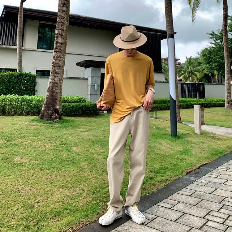 Джинсы Attitude Studio Basic Slim Denim Jeans (5)
