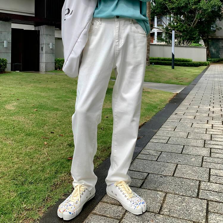 Джинсы Attitude Studio Basic Slim Denim Jeans (6)
