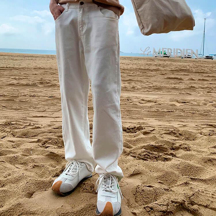 Джинсы Attitude Studio Basic Slim Denim Jeans (7)