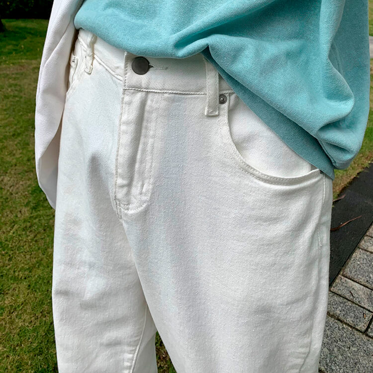 Джинсы Attitude Studio Basic Slim Denim Jeans (9)