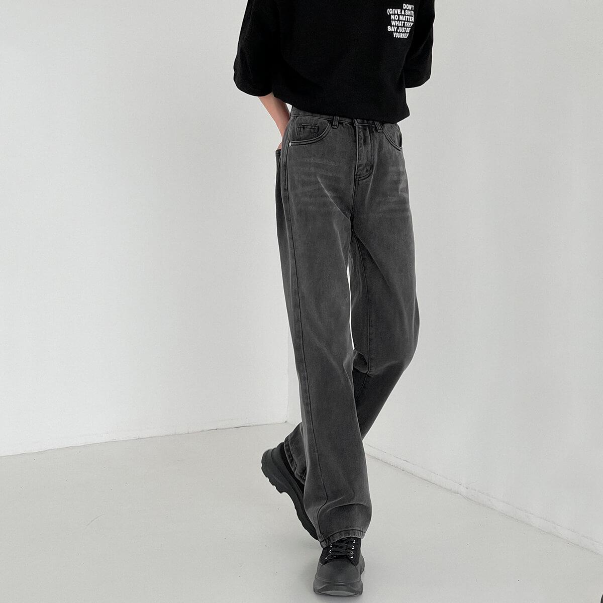 Джинсы DAZO Studio Loose Washed Jeans (3)