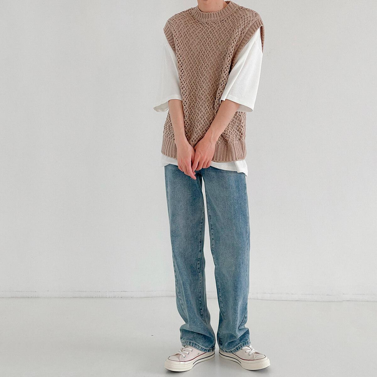 Жилет DAZO Studio Large Knit Vest (9)