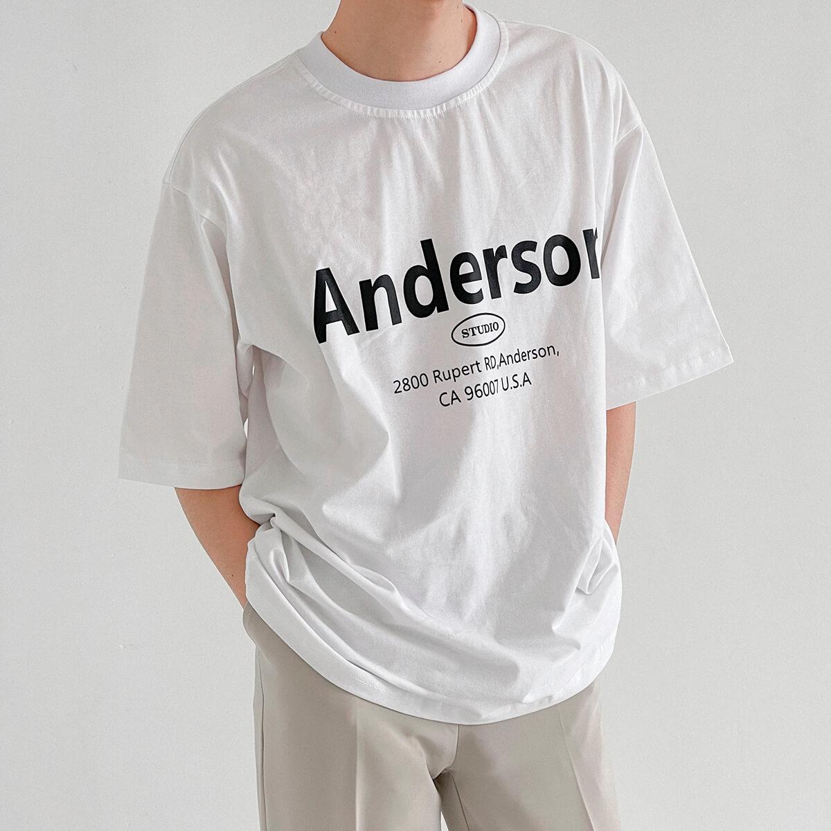 Футболка DAZO Studio Anderson Print T-shirt (2)