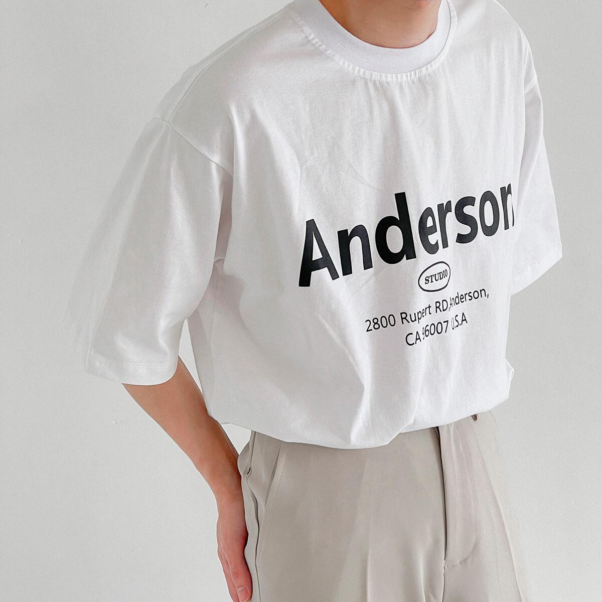 Футболка DAZO Studio Anderson Print T-shirt (3)