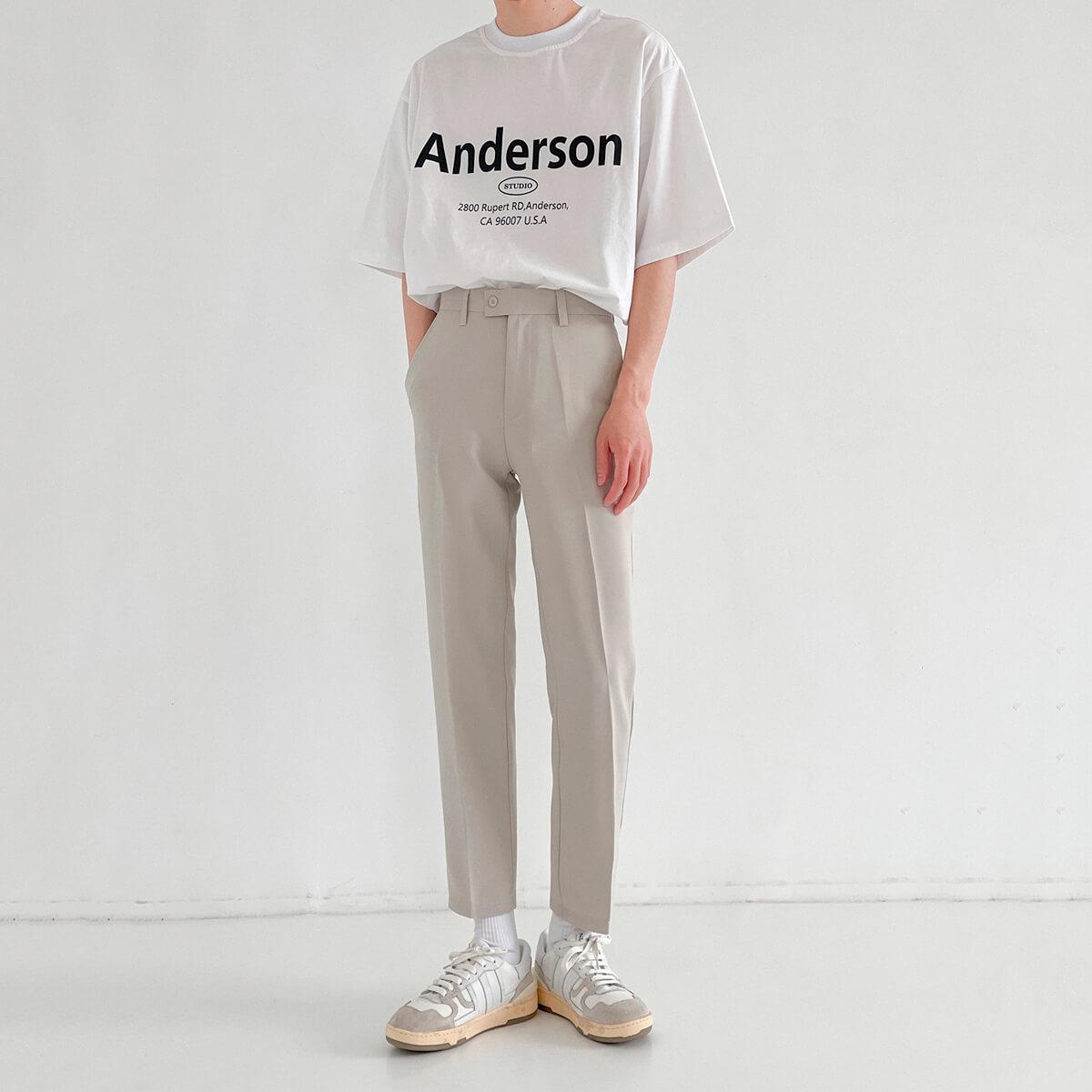 Футболка DAZO Studio Anderson Print T-shirt (4)