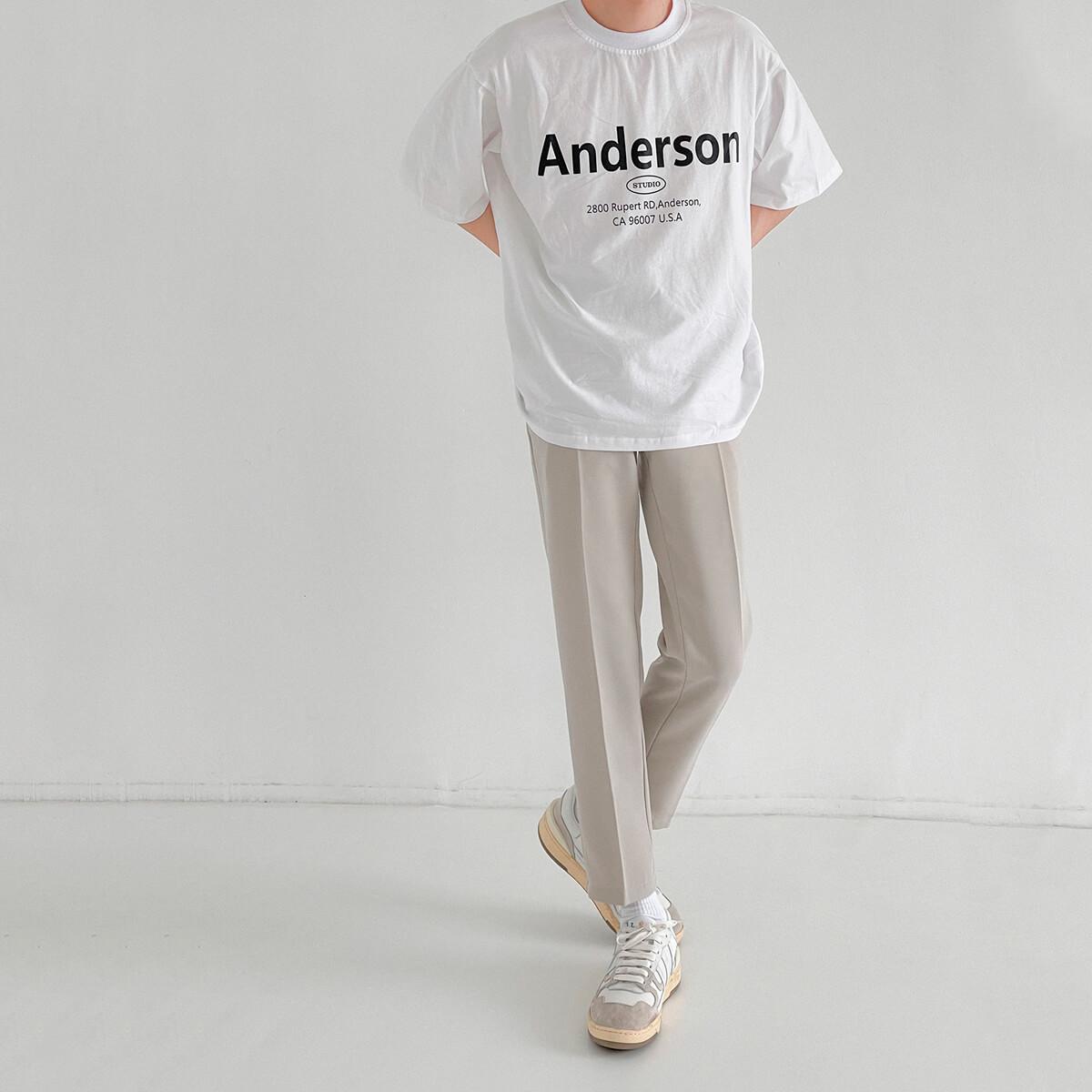 Футболка DAZO Studio Anderson Print T-shirt (5)