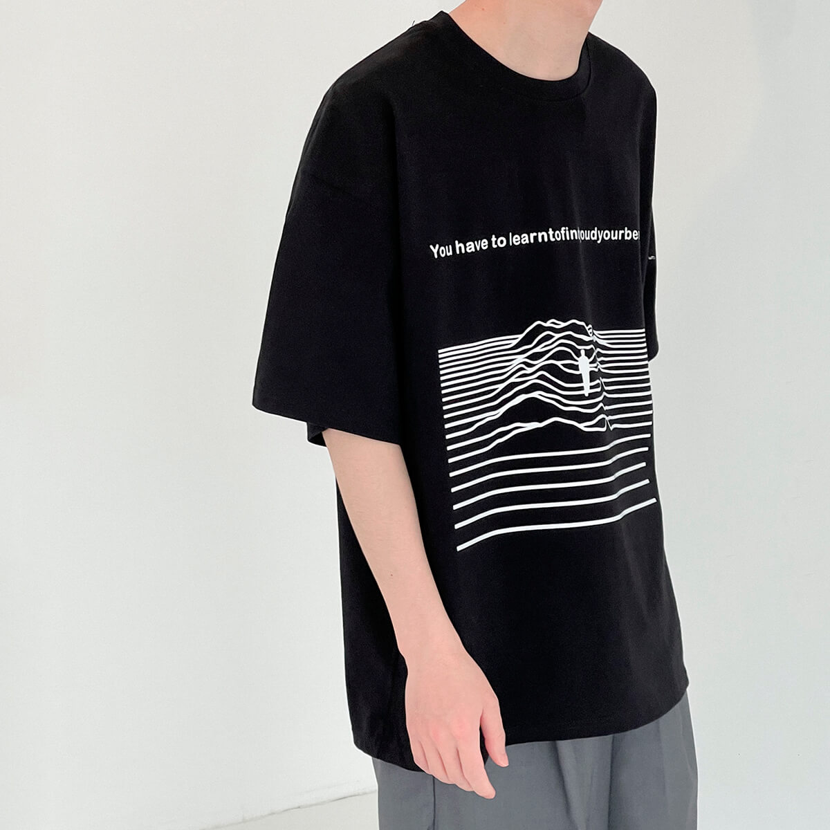 Футболка DAZO Studio Seeking Man T-shirt Print (2)