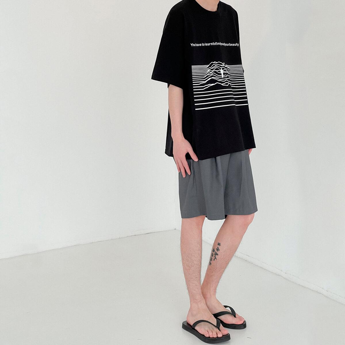 Футболка DAZO Studio Seeking Man T-shirt Print (4)
