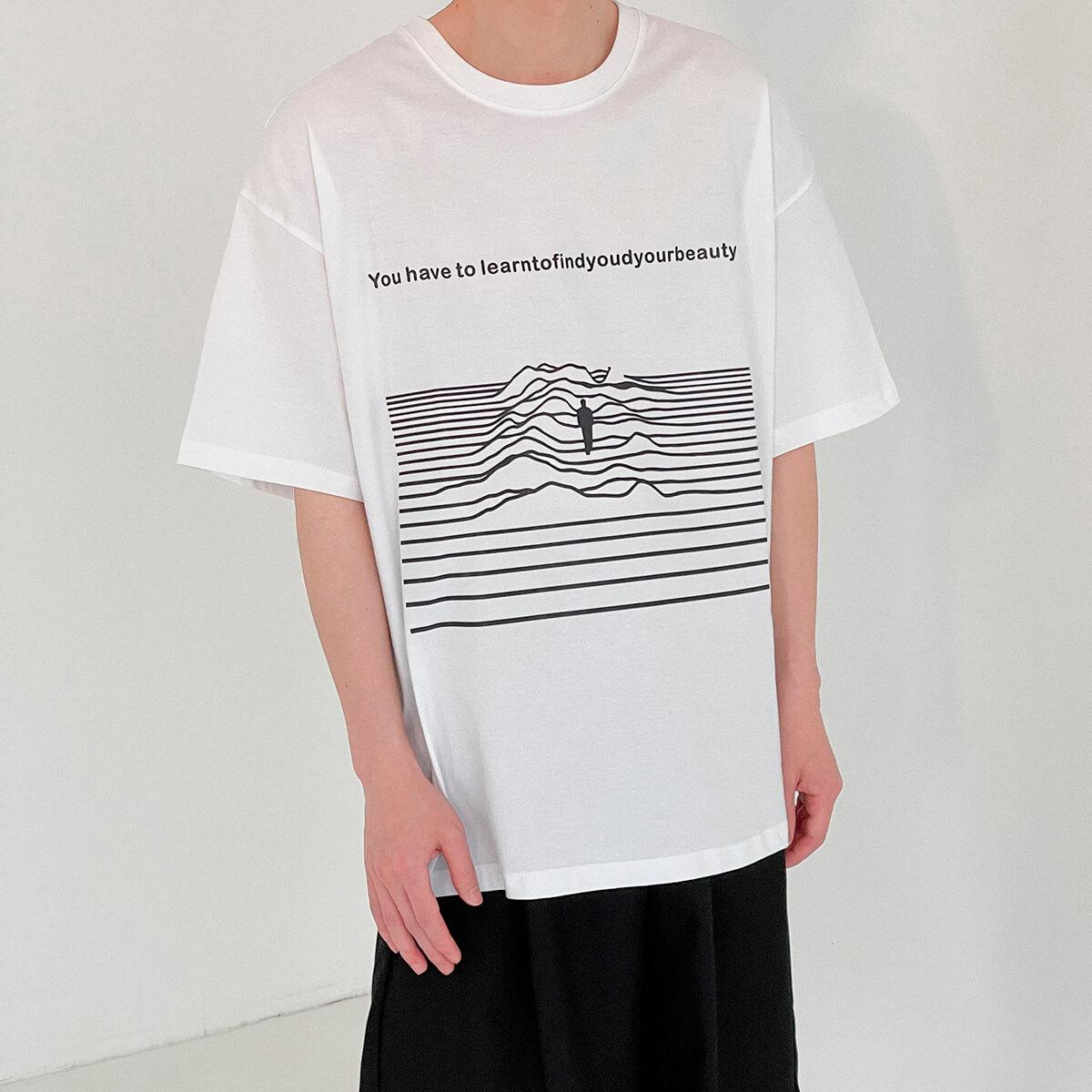 Футболка DAZO Studio Seeking Man T-shirt Print (6)
