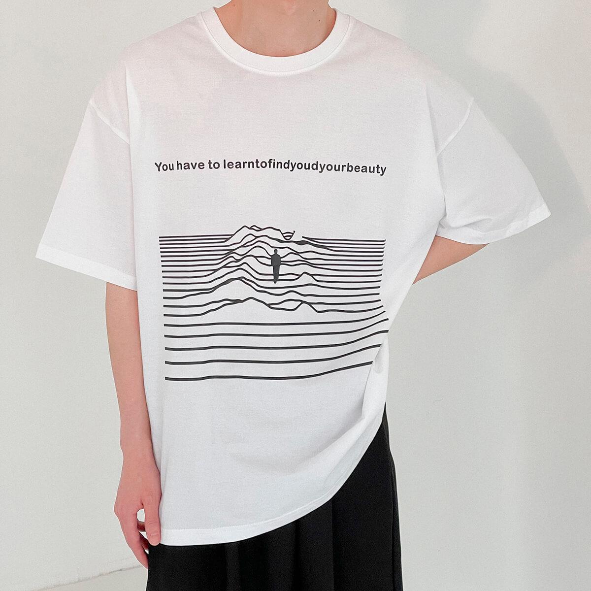 Футболка DAZO Studio Seeking Man T-shirt Print (7)