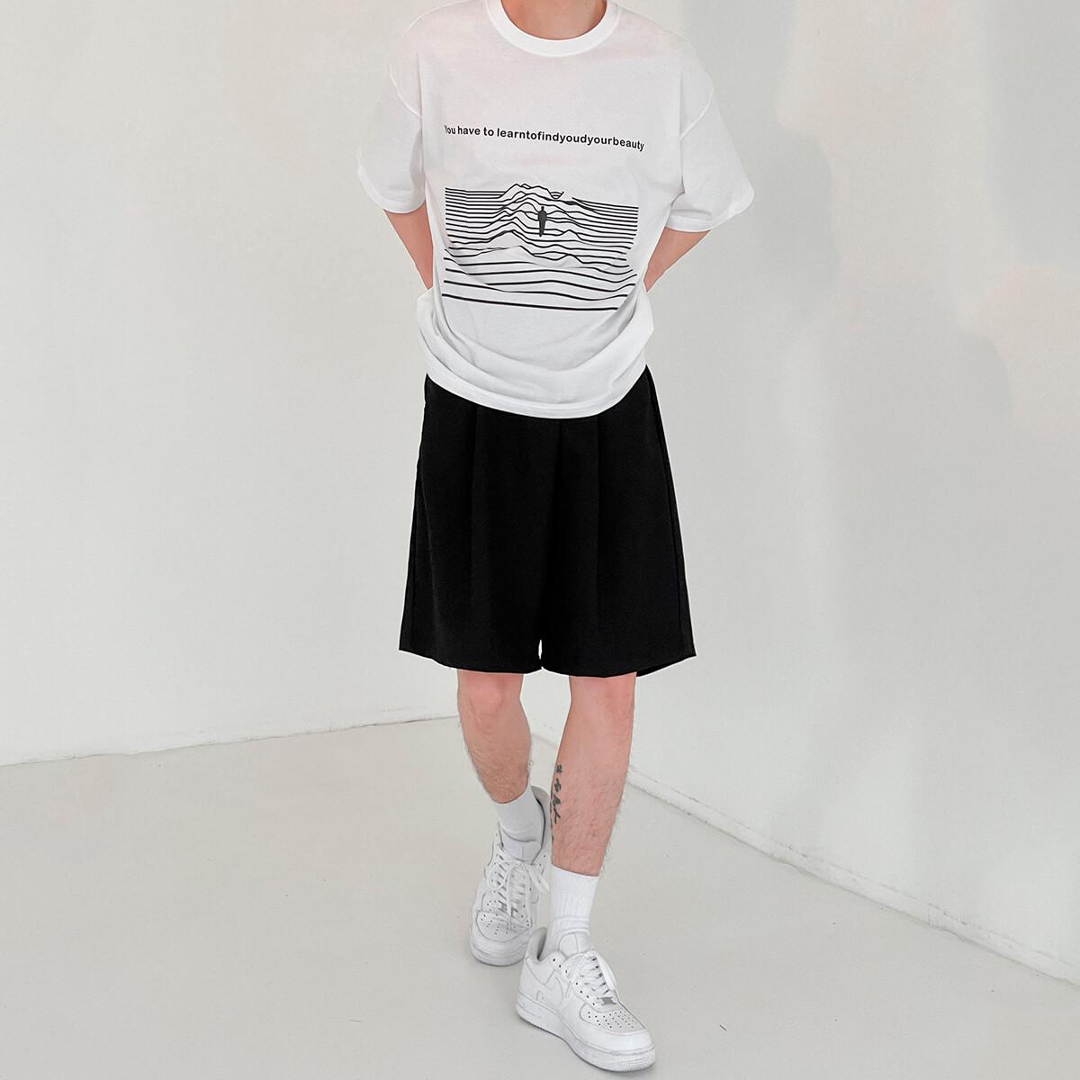 Футболка DAZO Studio Seeking Man T-shirt Print (9)