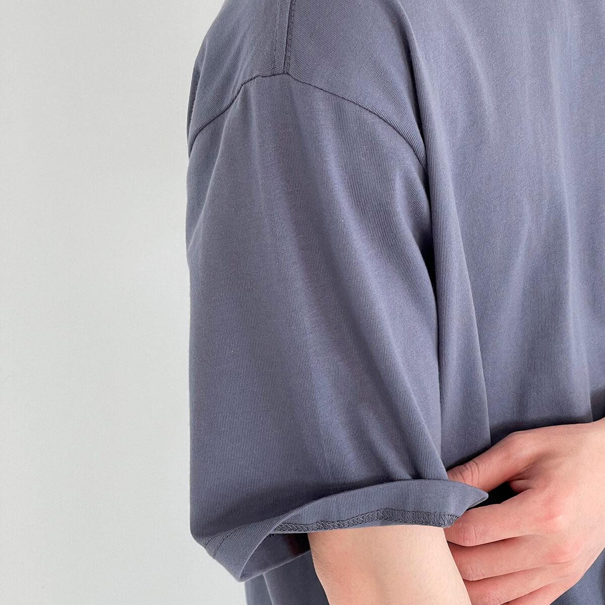 Футболка DAZO Studio Solid Colored Pocket T-shirt (11)