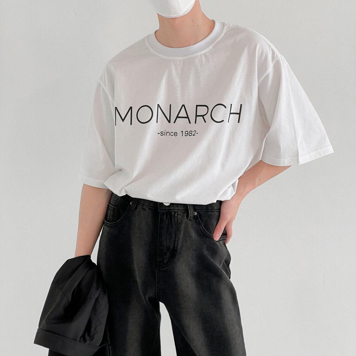 Футболка DAZO Studio T-shirt Monarch Print (1)