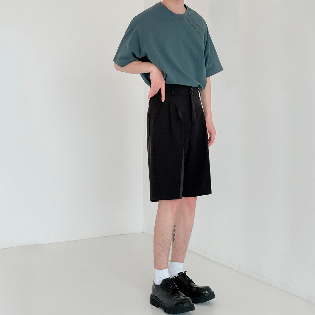Футболка DAZO Studio T-shirt Stitched Design (5)