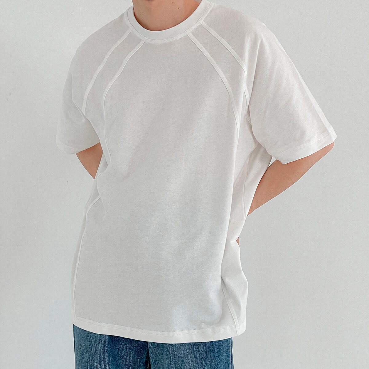 Футболка DAZO Studio T-shirt Stitched Design (6)