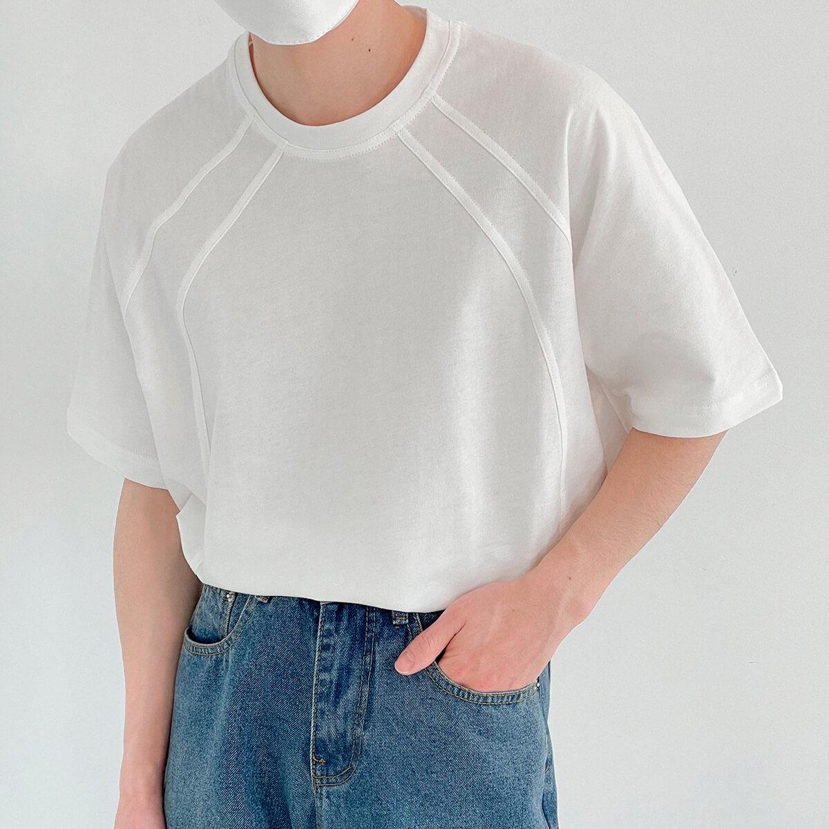 Футболка DAZO Studio T-shirt Stitched Design (8)