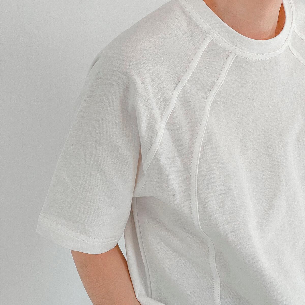 Футболка DAZO Studio T-shirt Stitched Design (9)