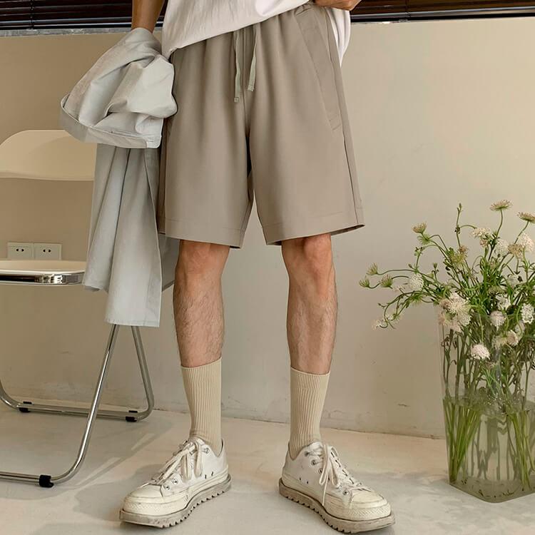 Шорты Attitude Studio Basic Polyester Shorts (3)