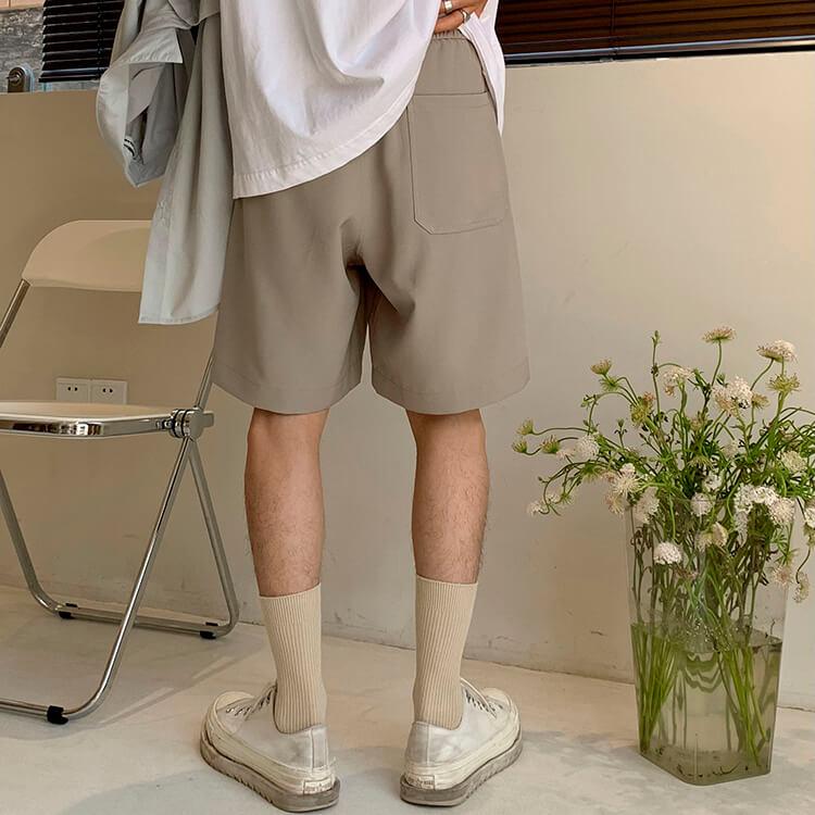 Шорты Attitude Studio Basic Polyester Shorts (4)