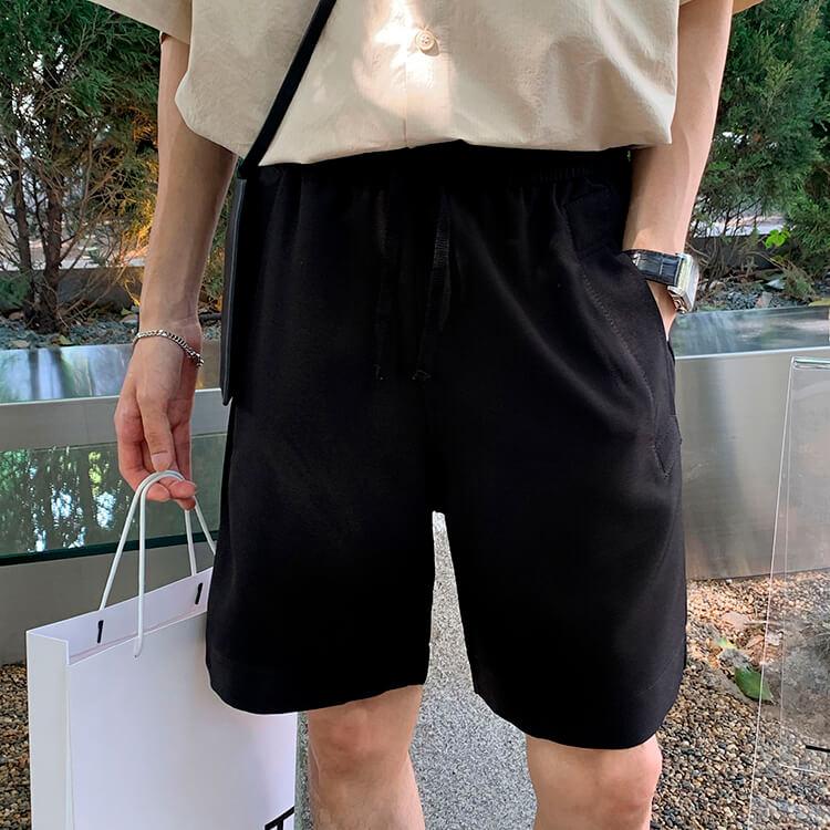 Шорты Attitude Studio Basic Polyester Shorts (9)