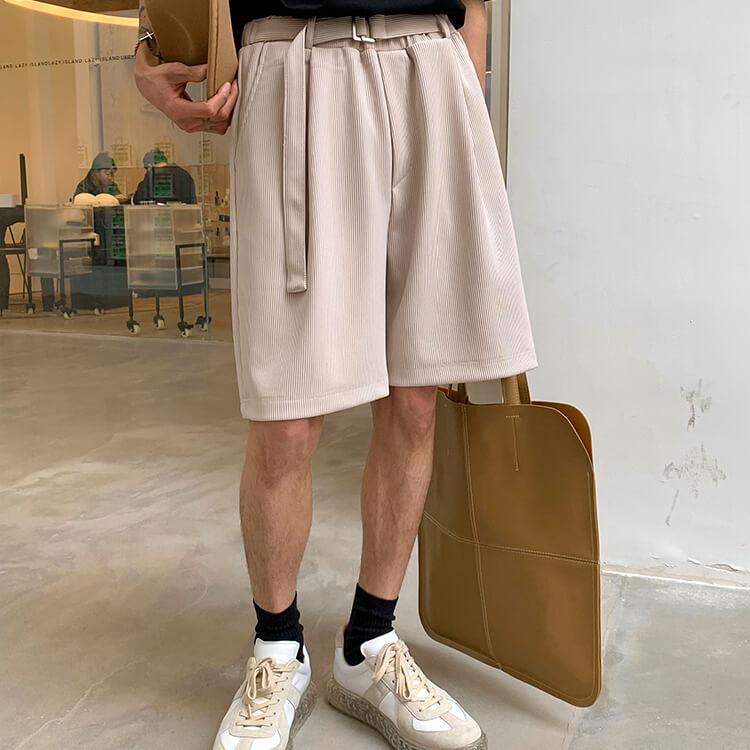 Шорты Attitude Studio Vertical Polyester Shorts (1)