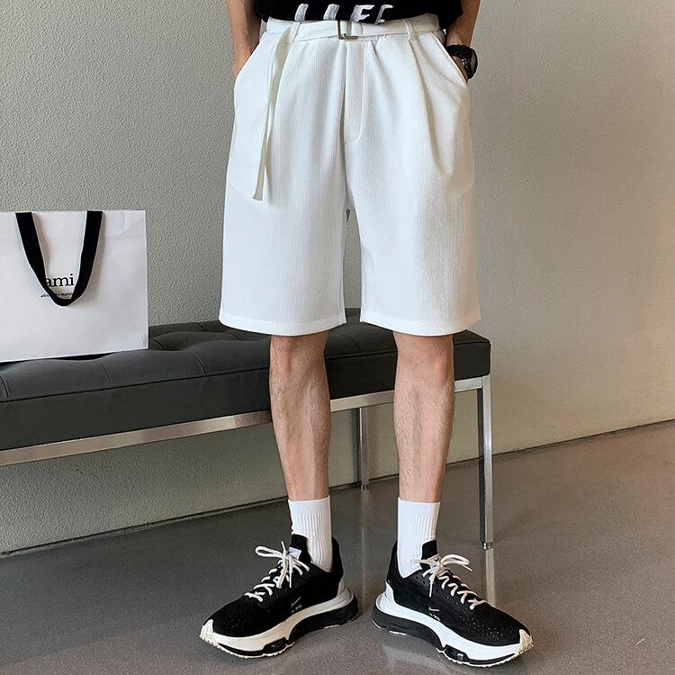 Шорты Attitude Studio Vertical Polyester Shorts (11)