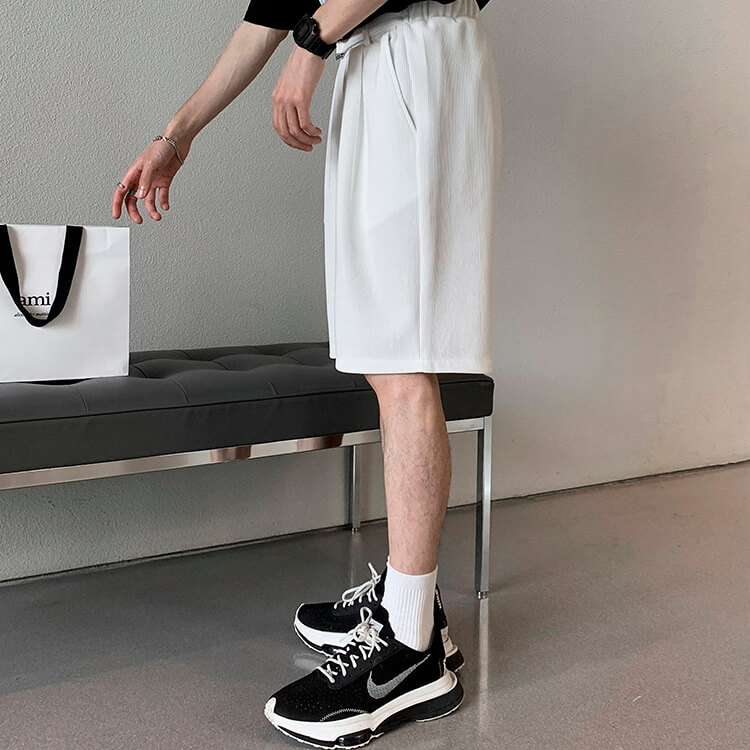 Шорты Attitude Studio Vertical Polyester Shorts (12)