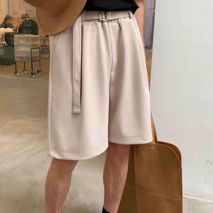 Шорты Attitude Studio Vertical Polyester Shorts (2)