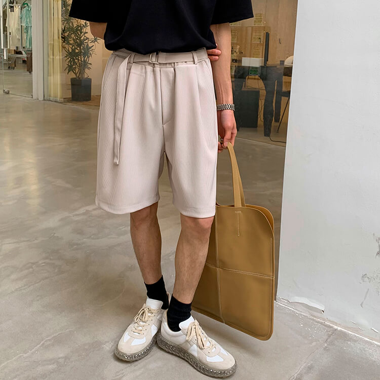 Шорты Attitude Studio Vertical Polyester Shorts (4)