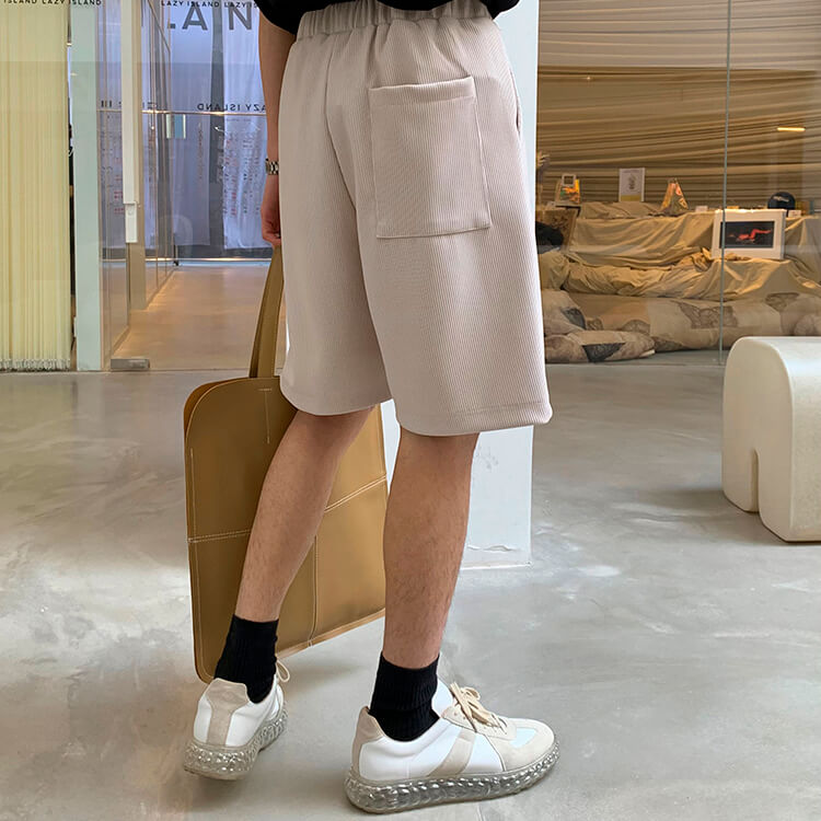 Шорты Attitude Studio Vertical Polyester Shorts (5)
