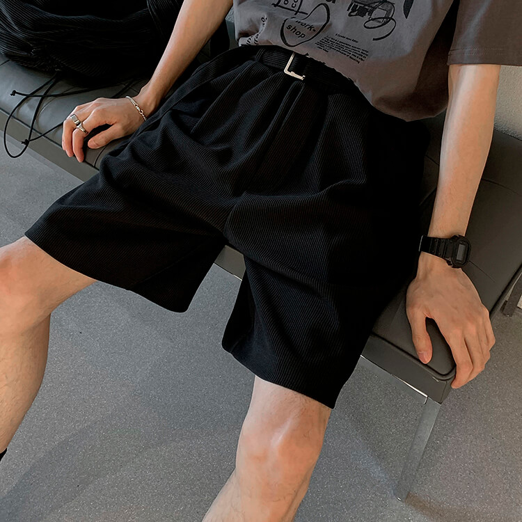 Шорты Attitude Studio Vertical Polyester Shorts (8)