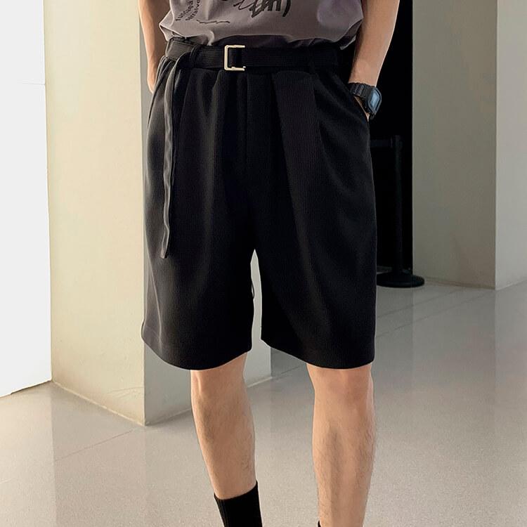 Шорты Attitude Studio Vertical Polyester Shorts (9)