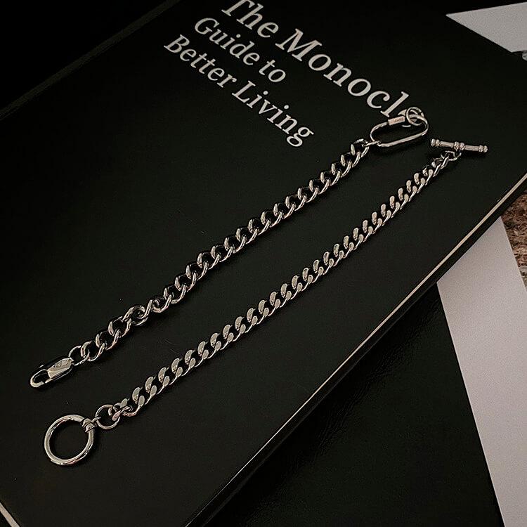 Браслеты SAZ Studio Carabiner Bracelet & Ring Bracelet (8)