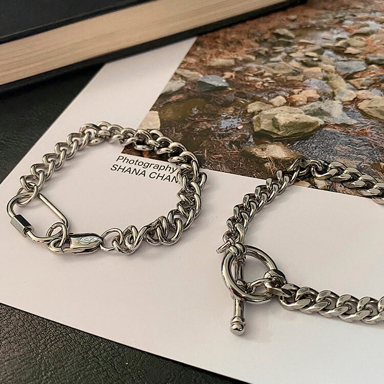 Браслеты SAZ Studio Carabiner Bracelet & Ring Bracelet (9)