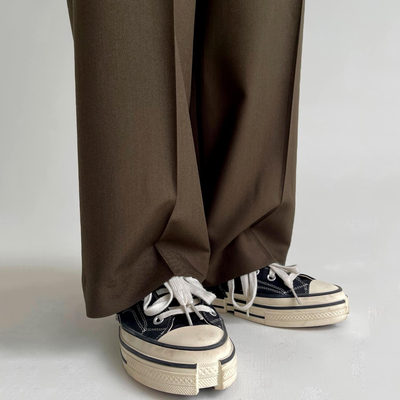 Брюки GB Studio Loose Pants Mini Belt (10)