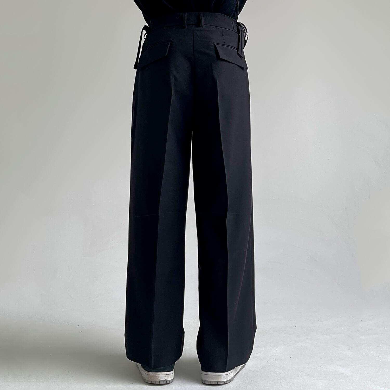 Брюки GB Studio Loose Pants Mini Belt (2)